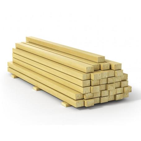 Fresh sawn edged beam pine 4 meters Edged beam 3,500.00