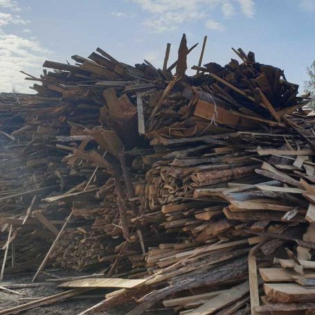 Pine Firewood Strips, 1 m3 Firewood ₴200.00