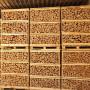 Дубові дрова сухі (16-20%), після сушки, преміум у ящику, 1 м3 Дрова 2,200.00