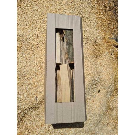 Dry hornbeam firewood in box 25cm, 25 dm3 Firewood ₴90.00